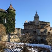 The Rapunzel-like Schloss Lichtenstein