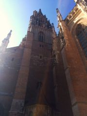 Quick stop in Ulm to check out the tallest church in the world...