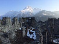 Castle Ehrenburg, Austria