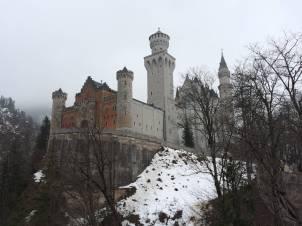 Neuschwantstein Castle
